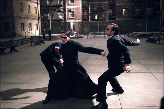 "00/00/2003. ""The Matrix reloaded"""
