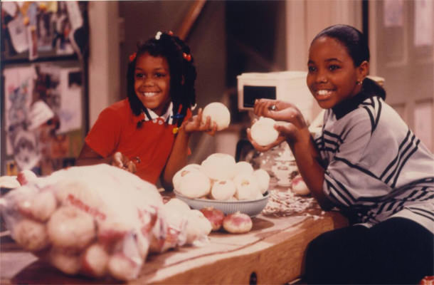 Crave jaimee foxworth from family matters